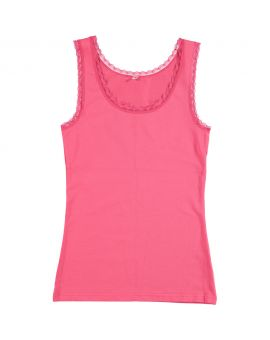 Dames hemd Roze