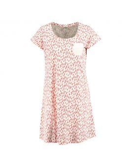 Dames nachthemd Roze