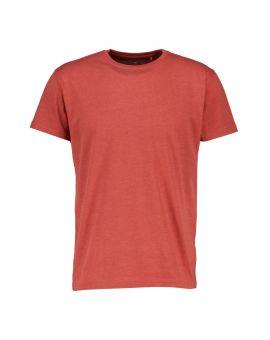 Heren T-shirt Rood