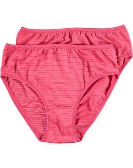 Dames slip Roze
