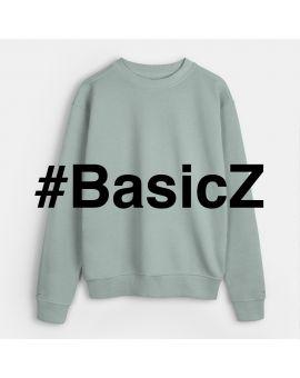 BasicZ sweater Grijs