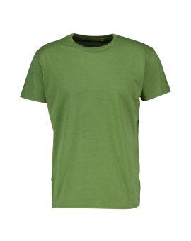 Heren T-shirt Legergroen