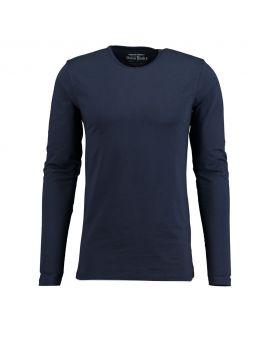 Heren T-shirt Navy