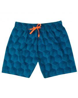 Heren sport broek Blauw