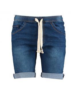 Heren short Denimblauw