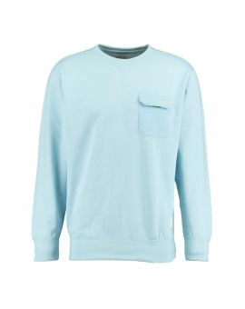 Heren sweater Blauw