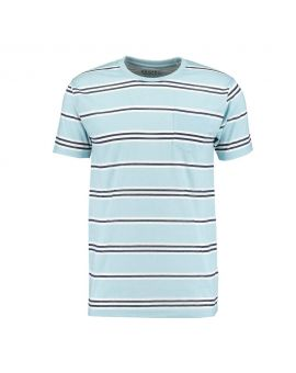 Heren T-shirt Lichtblauw