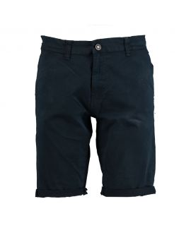 Heren short Nachtblauw