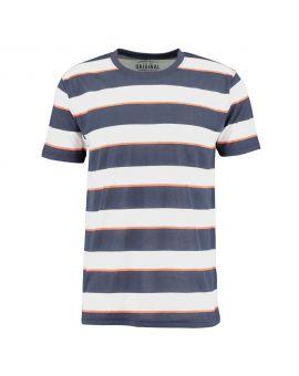 Heren T-shirt Babyblauw