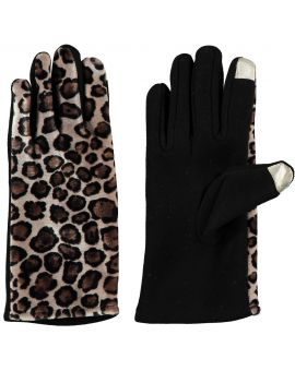 Dames handschoenen Bruin