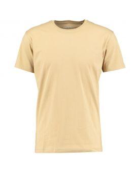 Heren T-shirt Taupe
