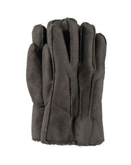 Heren handschoenen Grijs