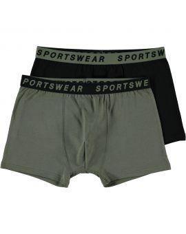 Sportswear heren boxer Zwart