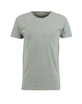 Heren T-shirt Grijs