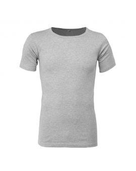 Heren thermo T-shirt Lichtgrijs