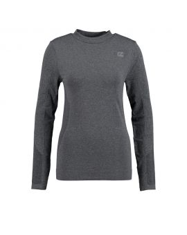 Dames thermo T-shirt Grijs