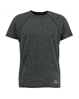 Heren sport shirt Antraciet