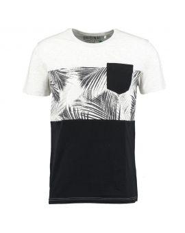 Heren T-shirt Melange