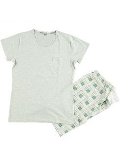 Dames pyjama Melange