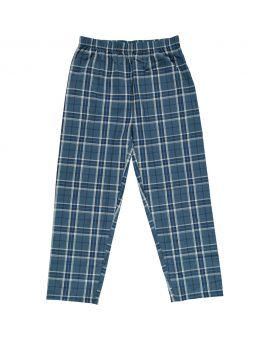 Heren pyjamabroek Blauw