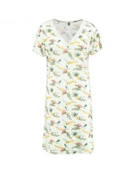Dames nachthemd Wit