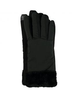 Dames handschoenen Zwart