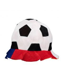 EK voetbal hoed Wit