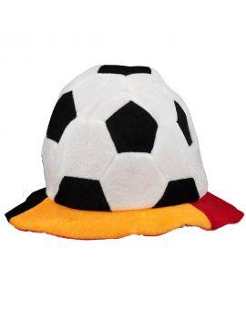 EK voetbal hoed Multi-color