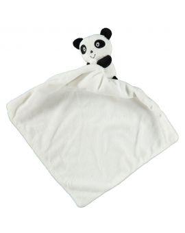 Baby knuffeldoekje Wit
