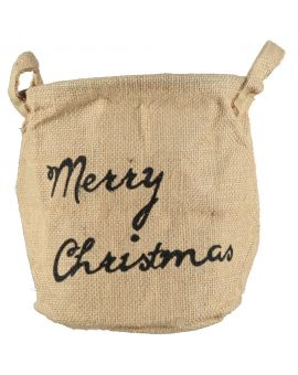 Kerstboommand Beige