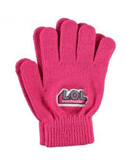 L.O.L. Surprise Kinder handschoenen Fuchsia