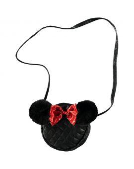Minnie Kindertas Zwart