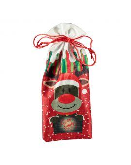 Kerstdecoratie Bruin