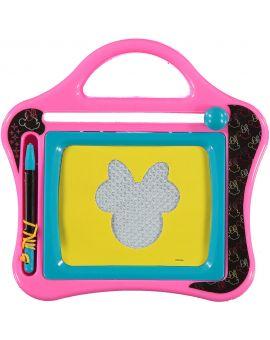 Minnie Magnetisch tekenbord Roze