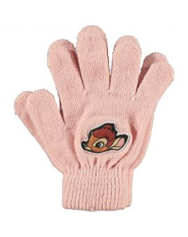 Bambi Kinder handschoenen Roze