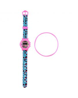 L.O.L. Surprise Kinder horloge Fuchsia