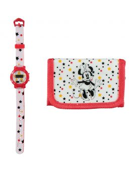 Minnie Kinder accessoires set Rood