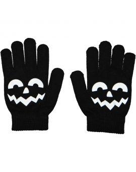 Kinder handschoenen Zwart