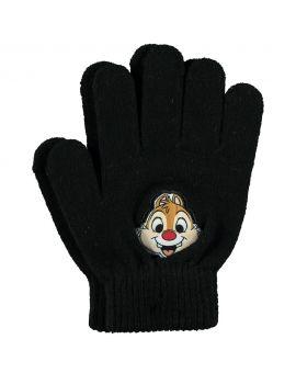 Knabbel en Babbel Kinder handschoenen Nachtblauw