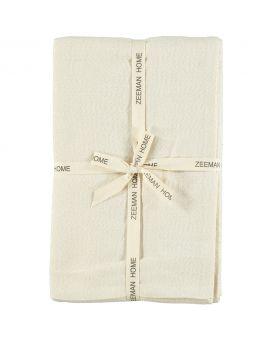 Tafelkleed Wit