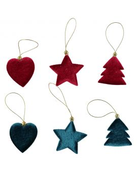 Kerstdecoratie Assorti