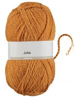 Julia breigaren Okergeel