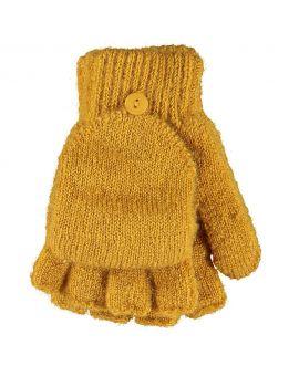 Meisjes handschoenen Geel