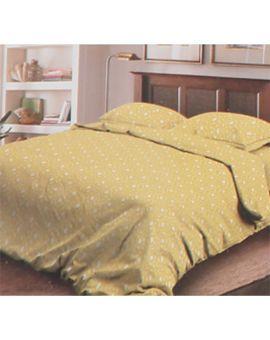Dekbedset lits-jumeaux Geel