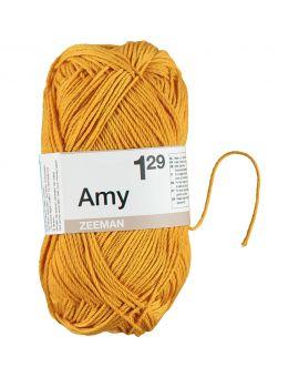 Amy haakgaren Okergeel