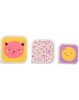 Lunchbox Roze