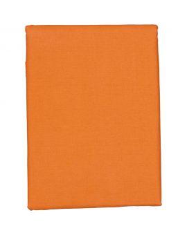 Laken 2-persoons Oranje
