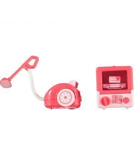 Speelgoed keukenset Rood