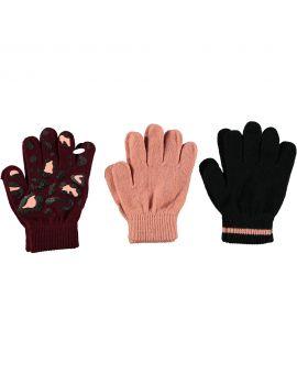 Meisjes handschoenen Rood