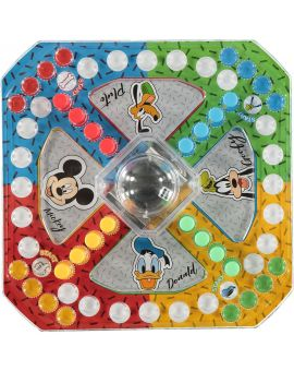 Mickey Gezelschapsspel Rood